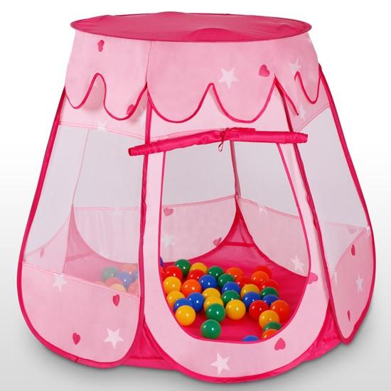 Šator s kuglicama