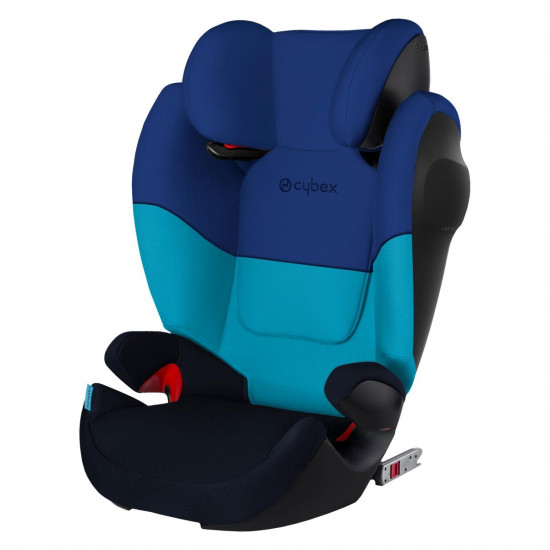 Cybex autosjedalica grupa 2/3 Solution m-fix Sl blue moon navy blue