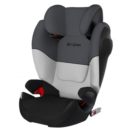 Cybex autosjedalica Solution M-Fix SL - Grey rabbit/Dark grey