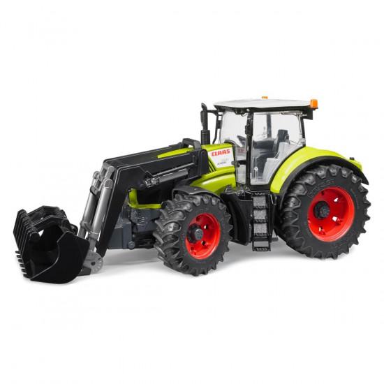 Bruder traktor Class Axion 950 s prednjim utovarivačem