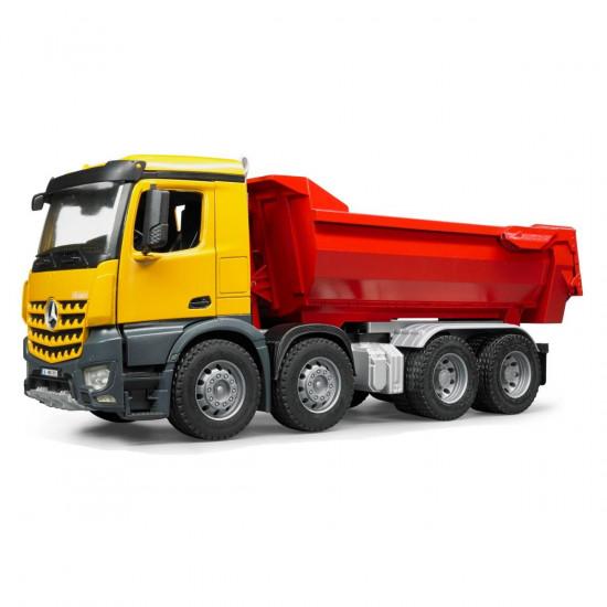 Bruder kamion kiper Mercedes Benz Arocs