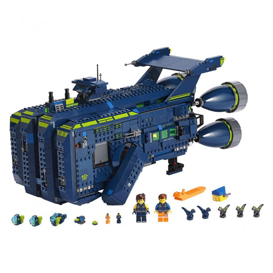 Lego Movie Rexcelsior