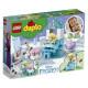 Lego Duplo Elzina i Olafova čajanka