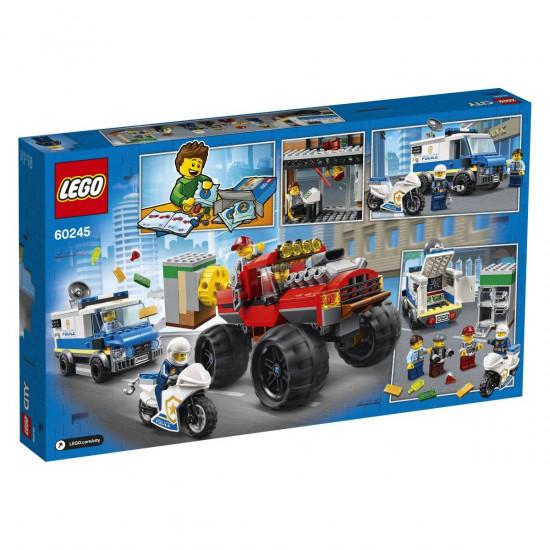 Lego City policijska potjera za monster truckom