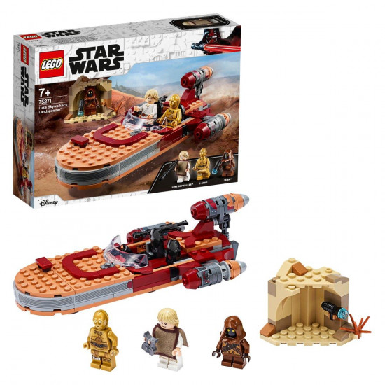 Lego Star Wars landspeeder™ Lukea Skywalkera