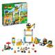 Lego Duplo dizalica i gradnja