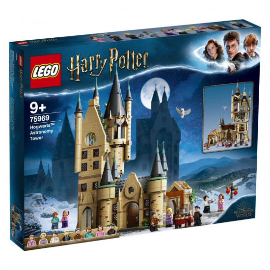 Lego Harry Potter astronomska kula u Hogwartsu