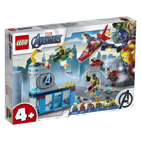 Lego Marvel osvetnici: Lokijev gnjev