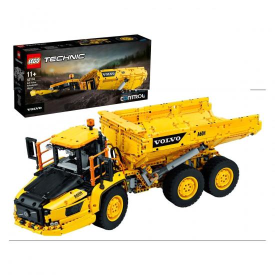 Lego Tecnic 6x6 Volvo zglobni istovarivač