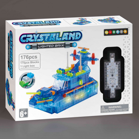 Crystaland - Patrolni brod