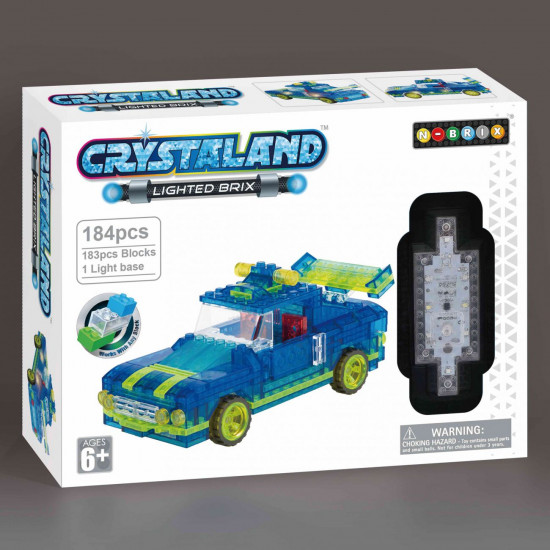 Crystaland Teretni auto