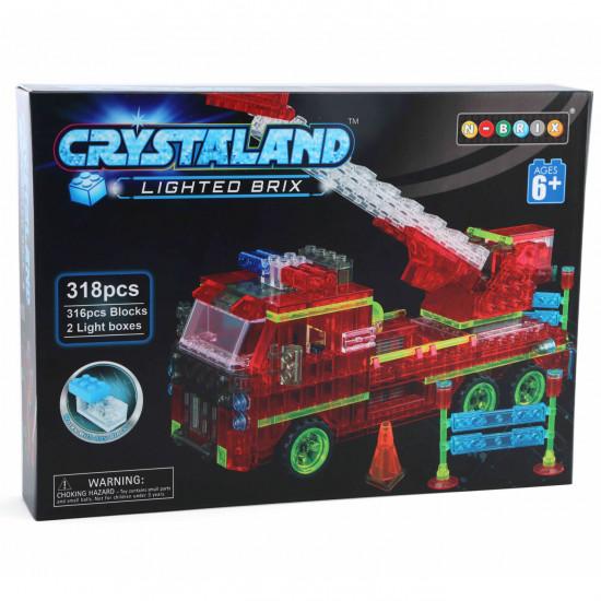 CrystaLand - Vatrogasno vozilo