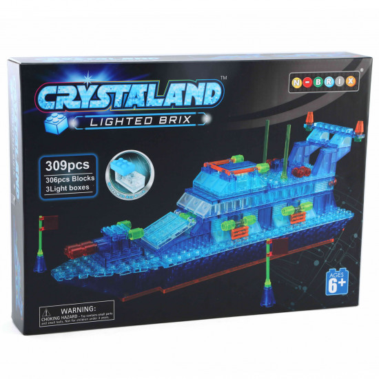 CrystaLand - Policijski brod 104712