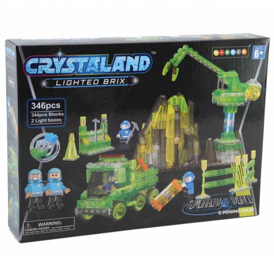 CrystaLand Svemirski rudnik
