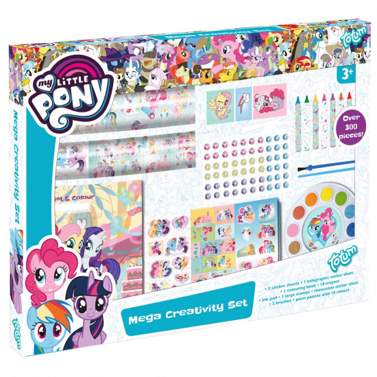 My Little Pony kreativni set