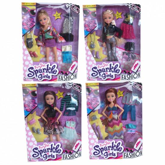 Sparkle Girlz Fashion set
