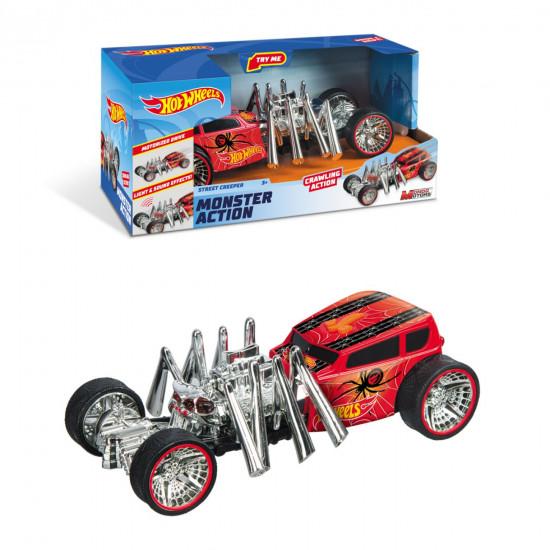 Hot Wheels Monster Street Creeper L&S automobil