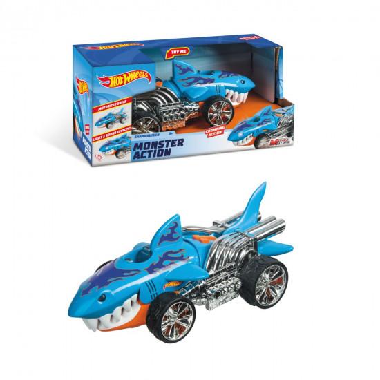 Hot Wheels Monster Sharkruiser L&S 23 automobil
