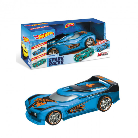 Hot Wheels Spin King L&S 23 cm automobil