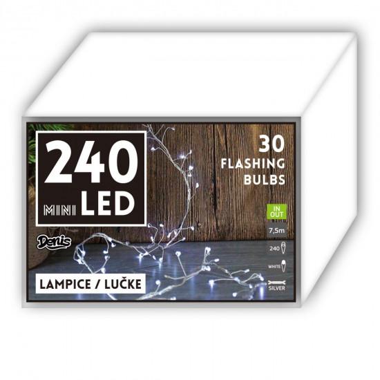 Lampice mini 240 LED