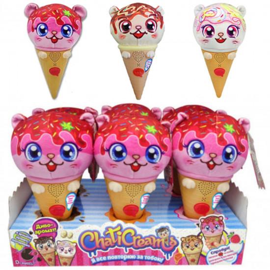 Govoreći sladoled Chati Creams