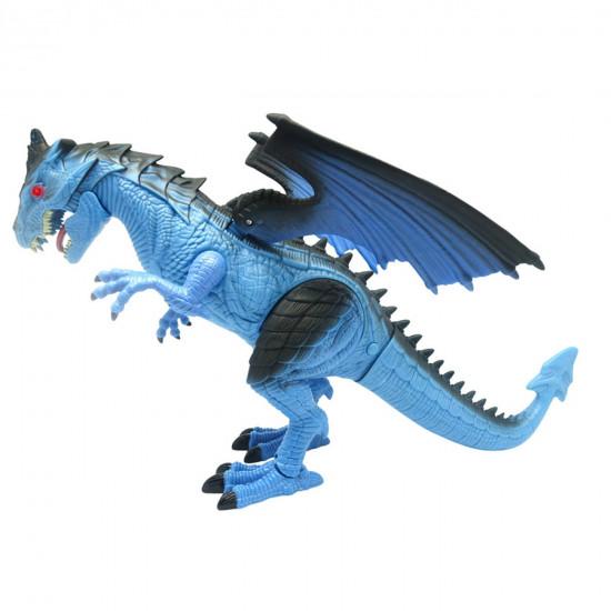Dinosaur Megasaur baterijski