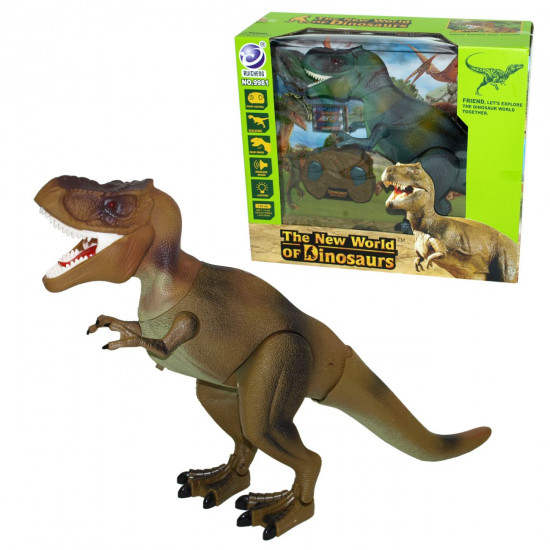 Dinosaur R/C T-Rex baterijski