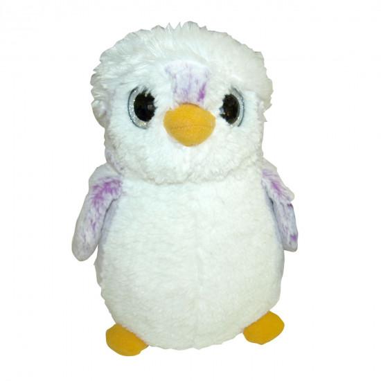 Pingvin pliš s kapom 33cm Aurora