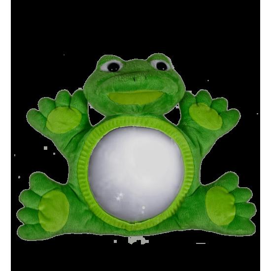 Zrcalo žaba Little Luca za kontrolu bebe