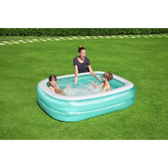 Obiteljski bazen Bestway Blue 201 x 150 x 51 cm