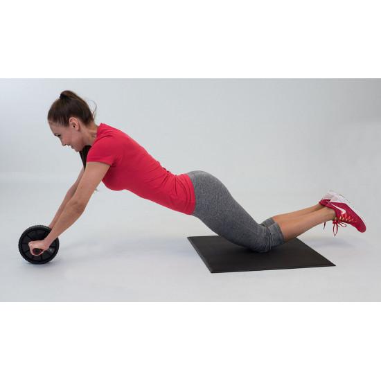 Kotač za vježbanje Christopeit Sport za trbušnjake