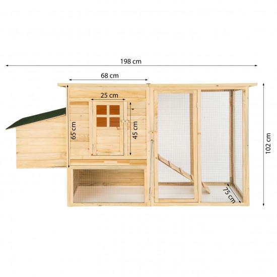 Kokošinjac/kavez za male životinje 403228