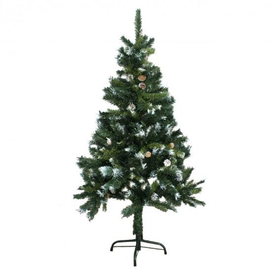 Božićno drvce sa storževima 150cm