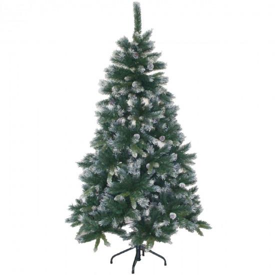 Božićno drvce sa storževima 180cm