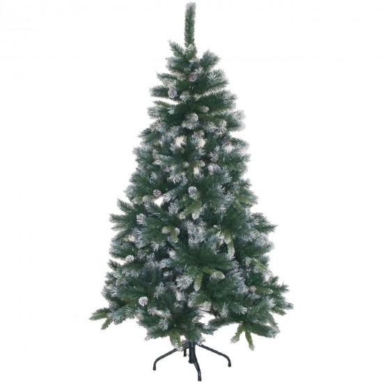 Božićno drvce sa storževima 210cm