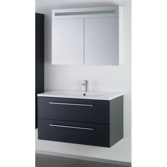 Sanotechnik kupaonski set s osvjetljenjem Fiora 90