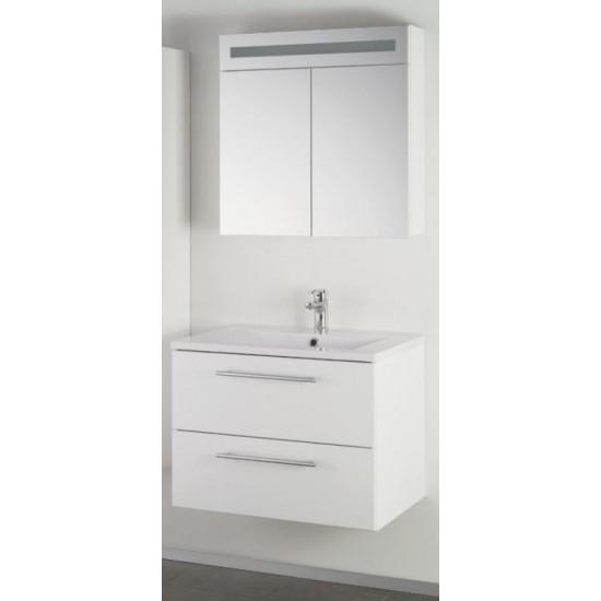 Sanotechnik kupaonski set s osvjetljenjem Fiora 70