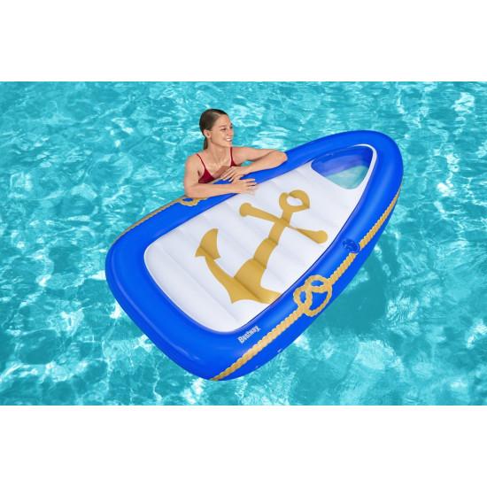 Jastuk Bestway Nautical Paradise Boat 190 x 107 cm