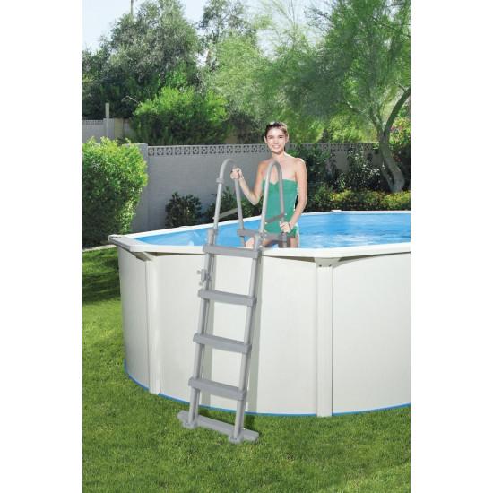 Bazen Bestway Hydrium™ 360 x 120 cm s filtrsko črpalko na pesek