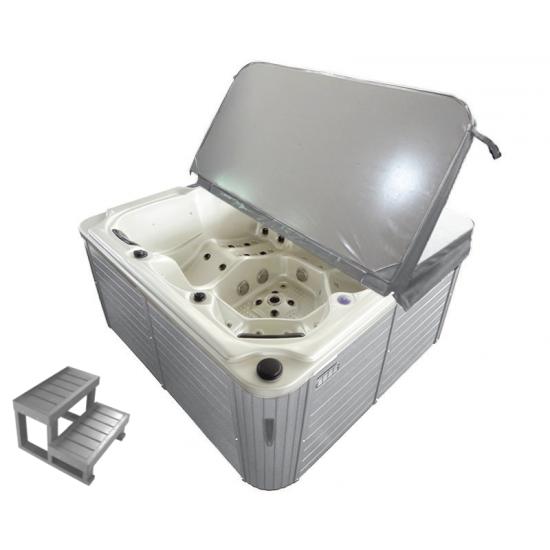 Sanotechnik masažni bazen Oasis Maxi bijeli