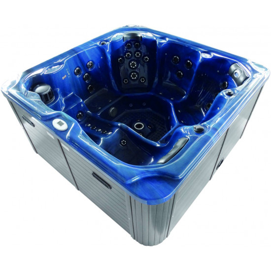 Sanotechnik masažni bazen Oasis Maxi plavi