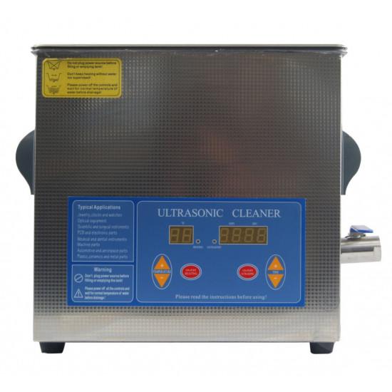 Ultrasonični čistač 6L