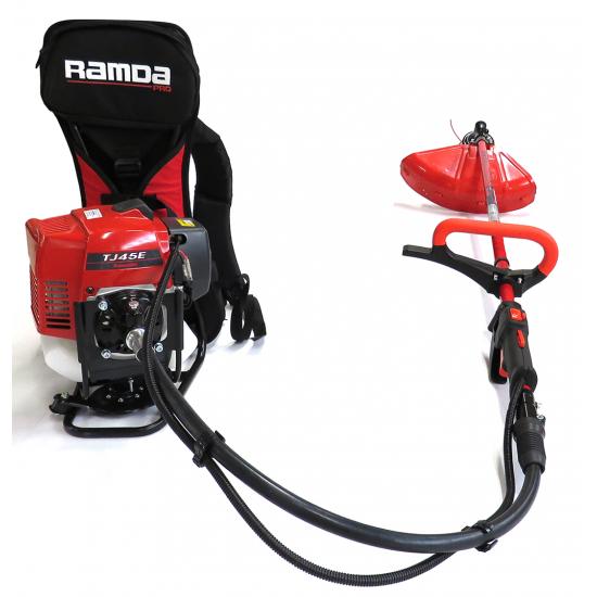 Ramda-PRO motorni leđni trimer motor KAWASAKI TJ45E 45,4ccm