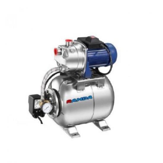 Ramda hidropak JGP8001CS INOX 19L 800W