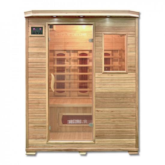 IR sauna Redsun L