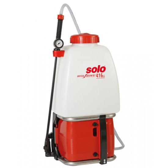 Solo baterijska prskalica 416Li 11,1V 7,8Ah 20L