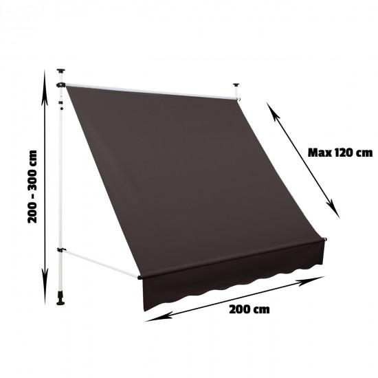 Tenda Strattore 200 x 120