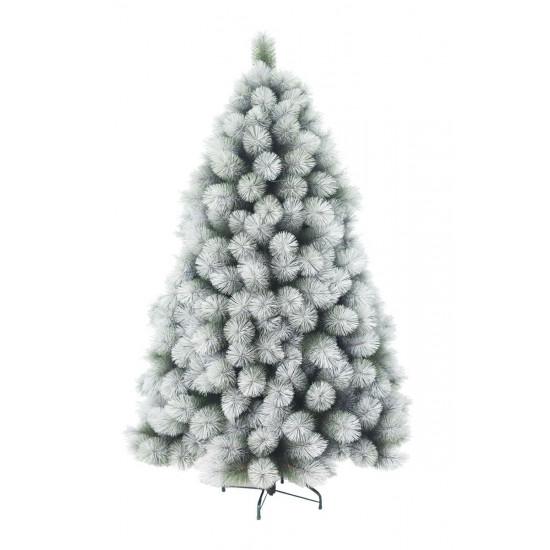 Jela Bor 185cm bijeli