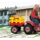 Traktor s pedalama Mini Tony Tigre