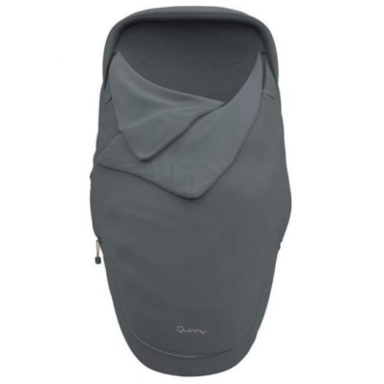 Quinny zimska vreća za kolica Zapp X, Hub graphite 1780102000